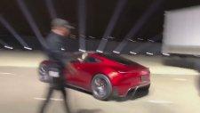 1.9 Saniyede 0-100 Tesla Roadster