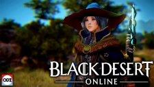 Black Desert Online - Büyücü ve Cadı Yetenekleri!