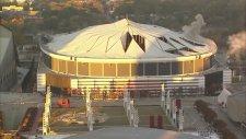 Georgia Dome Stadyumu Yıkıldı