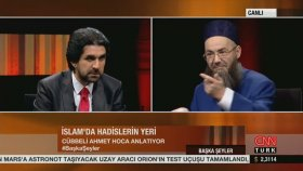 Hadislerde Vahiydir'in İzahı Cübbeli Ahmet Hoca