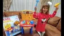 Kanz Tamir Seti Oyuncak Kutusu Açtık, Eğlenceli Çocuk Videosu, Toys Unboxing