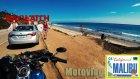 L.A Malibu Plajlarını  Gezememek - Motovlog