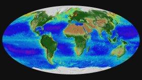 NASA Dünyanın Nefes Alış Verişini Gösterdi