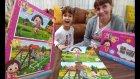 Niloya 2'li Puzzle Oynuyoruz. Elif ve Lera İle Yarışıyoruz, Eğlenceli Çocuk Videosu
