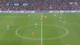 Beşiktaş 1-1 Porto (Maç Özeti - 21 Kasım 2017)
