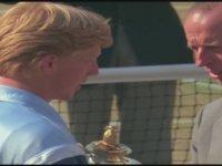 Boris Becker'ın Wimbledon'da Şampiyon Olması (1985)