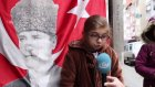 Her Gün Okula Gidip Gelirken Bayrağı Öpen Çocuklar Konuştu