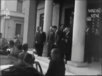 Menderes ve Köprülü Atina Ziyareti (1952)