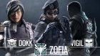 Yeni Operatörler ! | Tom Clancy's Rainbow Six Siege White Noise