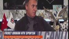 Fikret Orman : Cenk Tosun'un Sözleşmesine 150 Milyon Euro Serbest Kalma Maddesi Koyduk !