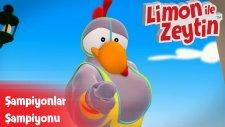 Limon ile Zeytin - Şampiyonlar Şampiyonu - Trt Çocuk Bölümleri | Çizgi Film