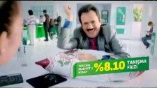 Nihan Balyalı TEB Marifetli Hesap Yeni Reklam Filmi