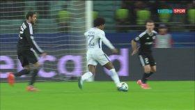 UEFA Şampiyonlar Ligi Gecenin Golleri (22 Kasım Çarşamba)