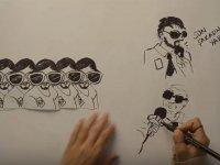 Cem Yılmaz'dan Karakütürlü Artist Cenazesi