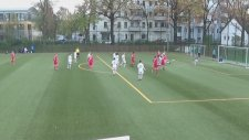 Union Berlin U16 Oyuncularından İlginç Frikik Organizasyonu