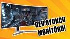 7399 TL 49 İnç Devasa Oyuncu Monitörü - Samsung Qled Gaming Monitör