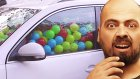 Arabamı Topla Doldurmuşlar! - Fırat'a Eşek Şakası Yaptık