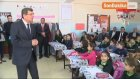 Belediye Başkanı Nihat Çiftçi, İlkokul Öğretmeni ile Buluştu