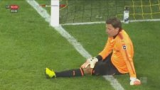 Naldo'nun Borussia Dortmund'a uzatmalarda attığı gol