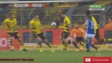 Borussia Dortmund 4-4 Schalke (Maç Özeti - 25 Kasım 2017)