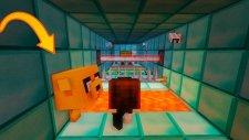 Polislerden Kaçtım! - Minecraft Gizli Hapishaneden Kaçıyoruz!