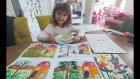 Elif Resim Ve Müzik Dersine Gidiyor. İngilizce Kelimeler Öğreniyor. Eğlenceli Çocuk Videosu