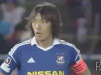 Nakamura'nın Unutulmaz 40 Frikik Golü