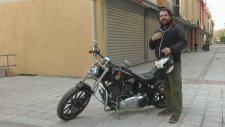 Harley Davidson Softail Breakout'u Test Ettik Muhteşem