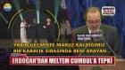 Cumhurbaşkanı Erdoğan'da Meltem Cumbul'a Tepki