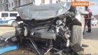 Hatalı Sollama Kazayı Beraberinde Getirdi: 3 Yaralı