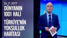 Emin Çapa, Türkiye'nin yoksulluk haritasını çıkardı - Dünyanın 1001 Hali 26.11.2017 Pazar