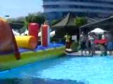 eğlenceli havuz aktiviteleri