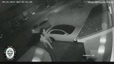 Şeytanın Aklına Gelmeyecek Yöntemle Mercedes'i Çalıp Ortadan Kaybolan Hırsızlar
