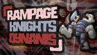 3 Başlı Ejderha / Rampage Knights : Türkçe Multiplayer Oynanış - Bölüm 3