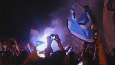 Libertadores Finaline Çılgın Uğurlama!