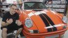 Porsche 911'in 18 Ay Süren Yapımını 4 Dakikalık Videoya Sığdıran Adam