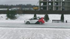 Rus İnternet Devi Yandex Otonom Araçları Kış Şartlarına Hazırlıyor!