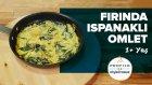 Kahvaltı İçin Fırında Ispanaklı Omlet (1+ Yaş) | Profilo İle Pişiriyoruz | İki Anne Bir Mutfak