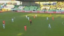Akın Çorap Giresunspor 4-2 Aytemiz Alanyaspor (Maç Özeti - 30 Kasım 2017)