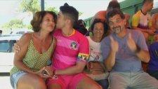 Brezilya'da Eşcinsel Futbol Turnuvası Düzenlendi
