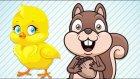 Çocuklar İçin Hayvanlar ve Hayvan Sesleri - Okul Öncesi Eğitim