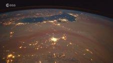 Meteorun Uzayda Gizemli Yolculuğu!