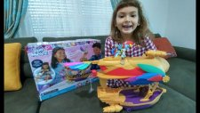 My Little Pony The Movie Rainbow Dash Sihirli Gökkuşağı Gemisi, Toys Unboxing