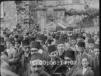 Ziya Gökalp Cenaze Töreni (1924)