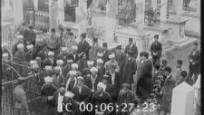 Ziya Gökalp Cenaze Töreni İstanbul 1924