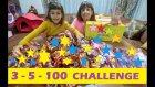 3-5-100 Challenge , Sonunda Süper Sürpriz Var