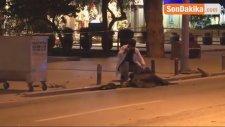 Bağdat Caddesinde Kaza: 1 Ölü, 1 Ağır Yaralı
