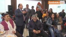 Başkan Özakcan, Engelli Bireyler ile Yemekte Buluştu