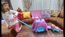 Dr Dottie Çekçek Ambulans Doktor Seti,  Sesli Işıklı, Eğlenceli Çocuk Videosu, Toys Unboxing
