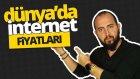 Dünyanın En Pahalı İnterneti Hangi Ülkede?